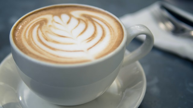 How much caffeine in a cup of coffee?