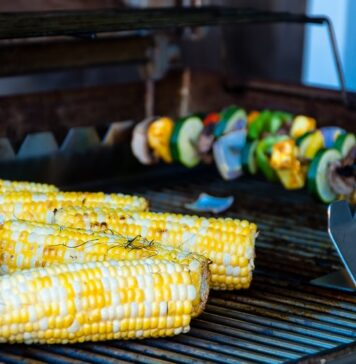 How to grill corn?